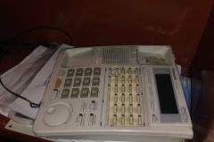 Instalación de parlante portero Intelbras en planta panasonic D1232