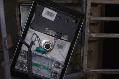 Instalación de extensión en parlante portero de 4 pulsadores intec y mantenimiento de citofono intec