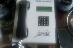 Mantenimiento de extensiones consola Sonika
