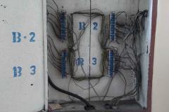 Mantenimiento de extensiones e instalación de comunicación interna para apartamentos